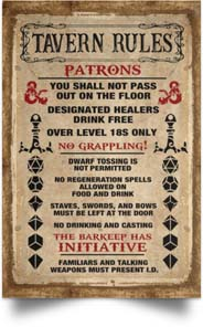 Dungeons And Dragons Canvas And Poster