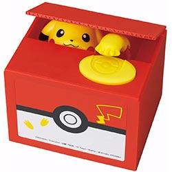 Electronic Pikachu Coin Bank