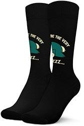Funny Snorlax Socks