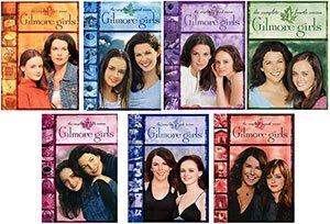 Gilmore Girls Complete Series Dvd Box Set