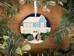 Gilmore Girls Home For The Holidays Ornament