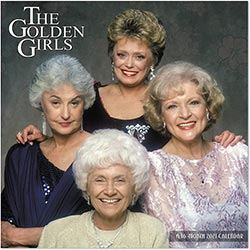 Golden Girls 2021 Calendar