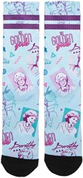 Golden Girls 80s Crew Socks