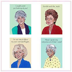 Golden Girls Birthday Set