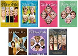 Golden Girls Complete Series
