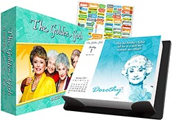 Golden Girls Day At A Time Calendar
