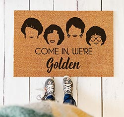 Golden Girls Doormat