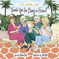 Golden Girls Picture Book