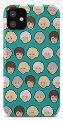 Golden Girls Pop Art Phone Case