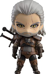 Good Smile The Witcher 3 Wild Hunt Geralt Nendoroid Figure