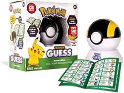 Guess Who Pokemon Edition