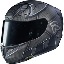 Hjc Rpha 11 Pro Helmet Batman Small Black