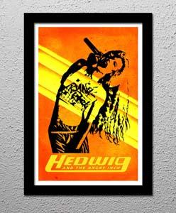Hedwig Singing Poster