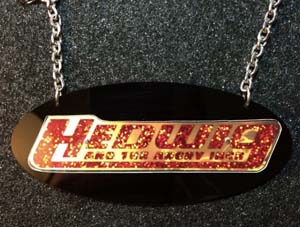 Hedwig And The Angry Inch Necklace