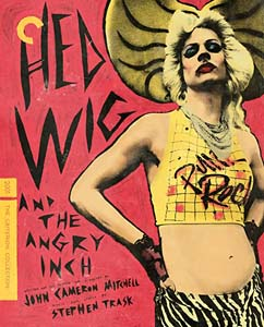 Hedwig And The Angry Inch Updated Blu Ray