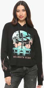 Hellmouth High Hoodie