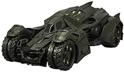 Hot Wheels Elite Batman Arkham Knight Batmobile Vehicle 1 18 Scale