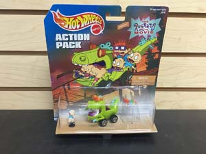 Hot Wheels The Action Pack – The Rugrats Movie Reptar