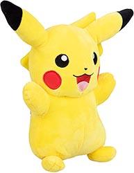 Huge Plushy Pikachu