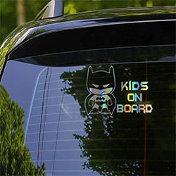 Hungmieh Car Stickers Decals Kids Baby On Board Stickers