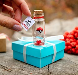 I Choose You Pokemon Boyfrien Girlfriend Gift