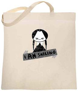 I Am Smiling Tote Bag