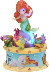 Little Mermaid Music Box