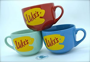 Lukes Diner Mug