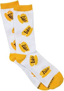 Lukes Diner Socks