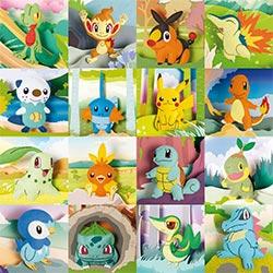 Make Your Own Pokemon Felties