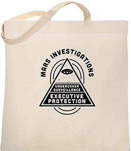 Mars Investigations Tote Bag