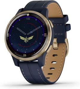 Marvel Legacy Captain Marvel Garmin Smartwatch