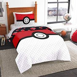 Minimalist Pokeball Bedding Set