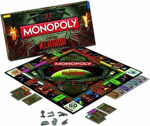 Monopoly Klingon Collector's Edition