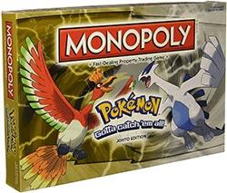 Monopoly Pokemon Edition