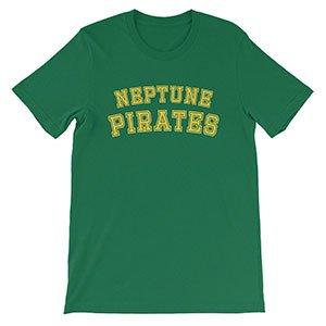 Neptune Pirates T Shirt