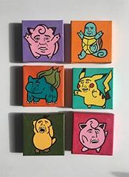 Nicholas Cage Pokemon Art