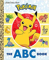 Or An Introductory Book For Kids The Abc Book Of Pokemon