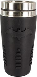 Paladone Batman 15oz Travel Mug The Dark Night Commuter Coffee Cup