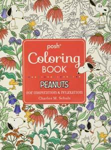 Peanuts Coloring Book