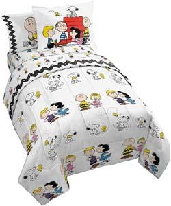 Peanuts Gang Bedding Set