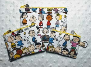 Peanuts Gang Pouch