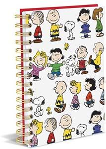 Peanuts Notebook