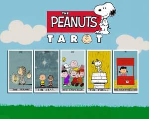 Peanuts Tarot Cards