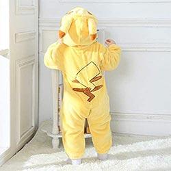 Pikachu Baby Romper