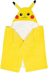 Pikachu Hooded Towel