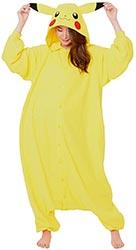 Pikachu Onesie For Snuggling