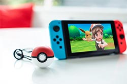 Pokeball Plus For Nintendo Switch