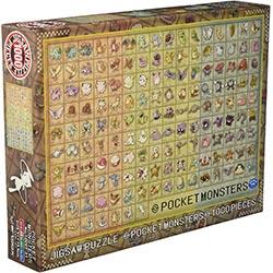 Pokedex Jigsaw Puzzle