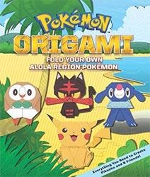 Pokemon Origami Instructions Book